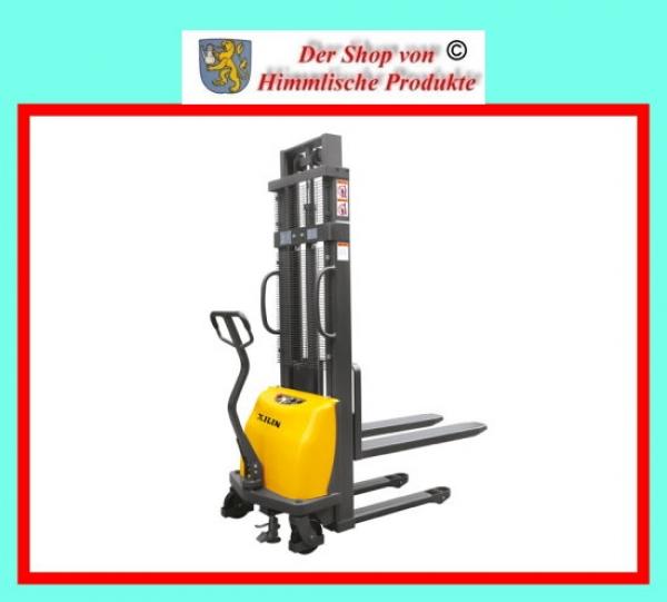 halb elektrischer Hydraulik Stapler Kibernetik 30 M  10