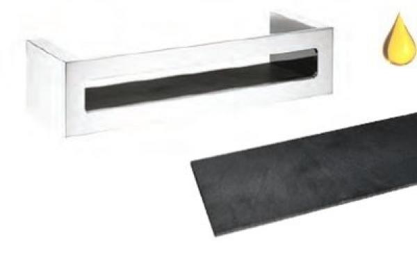 my duschway mit einlegeboden aus schiefer. Black Bedroom Furniture Sets. Home Design Ideas