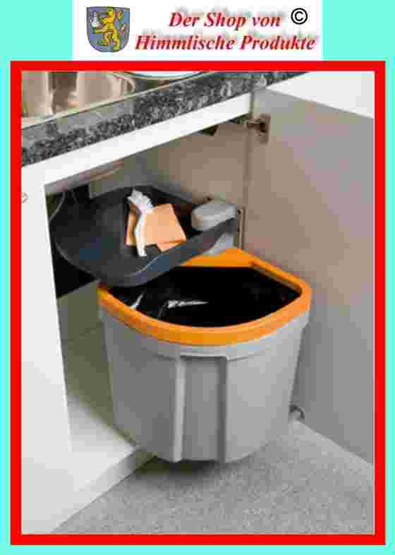 einbau abfalleimer flexx von m llex aus der schweiz m lleimer abfallsystem 0448103103. Black Bedroom Furniture Sets. Home Design Ideas