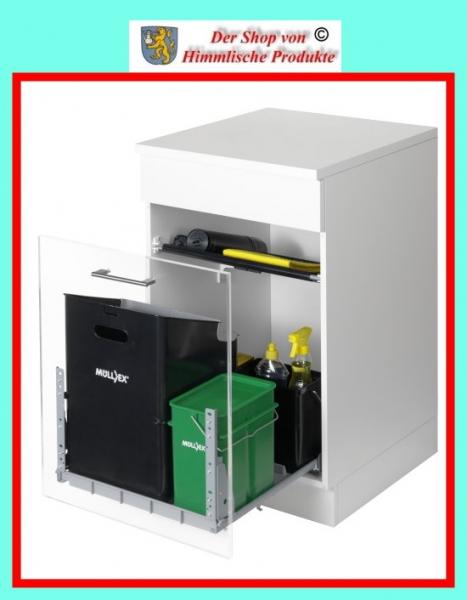 Müllex Comfort 35/5/4/4 Einbau-Abfalleimer
